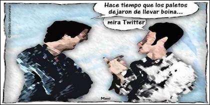 Twitter, redes sociales y política.
