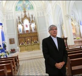 Monseñor Lizama, arzobispo de Antofagasta