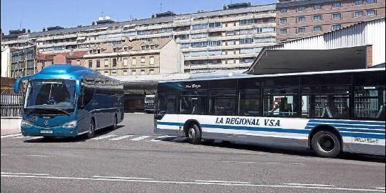 estacion de autobuses de palencia: