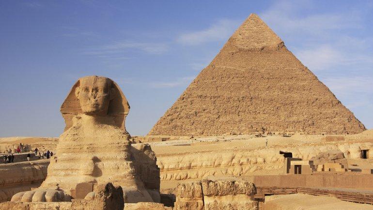 Resultado de imagen de piramide de keops