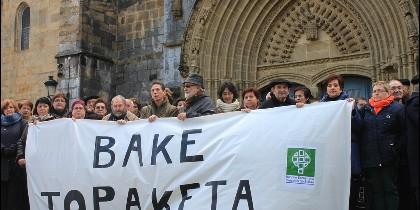Bake Topaketa, paz en Euskadi
