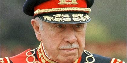 Augusto Pinochet, 'sin palabras'