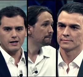 Los políticos y el diálogo en España