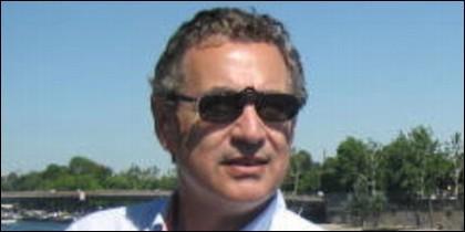 Víctor Entrialgo de Castro, abogado y escritor.