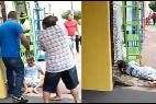 Linchado en Brasil