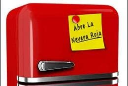 Just eat 39 se come 39 la nevera roja de un bocado millonario for La nevera roja zaragoza