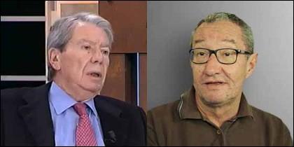 José Luis Corcuera y Carlos Boyero (El País).