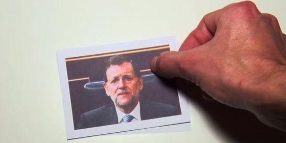 Mariano Rajoy en las redes.