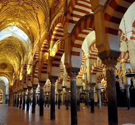 La Mezquita de Córdoba, está en esta situación