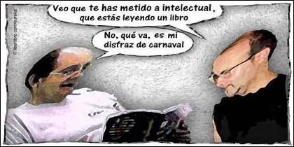 Disfraz, carnaval y política.