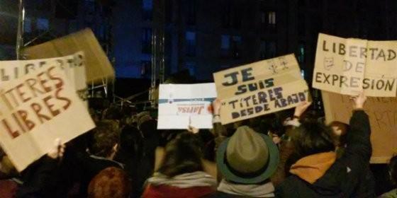 Boicot en el pregón del Carnaval de Madrid