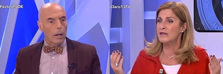 Antonio Hurtado y Carmen Tomás.