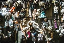 La 'Isla de las muñecas', en México, esconde una historia aterradora