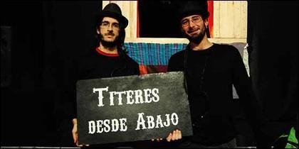 Los 'titirietarras' del barrio de Tetuán.