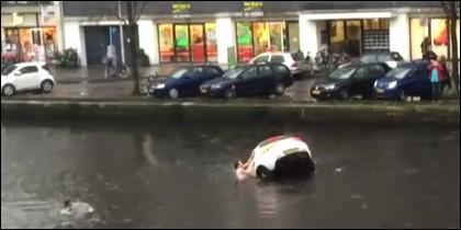 Rescate en Ámsterdam