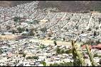 Panorámica de Ecatepec, un suburbio del DF