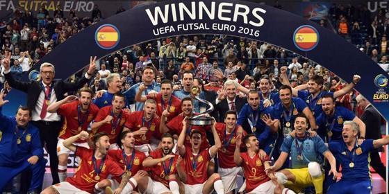 historia seleccion espanola futbol sala: