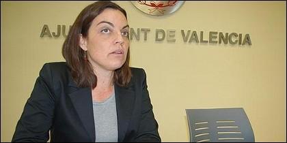 Anaïs Menguzzato, socialista y jefa del Instituto de la Mujer.