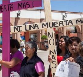 Una manifestación en Tutitlán