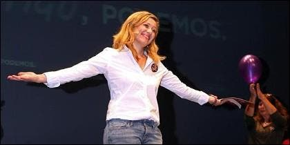 Victoria Rosell.