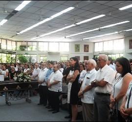 Funeral por Fernando Cardenal