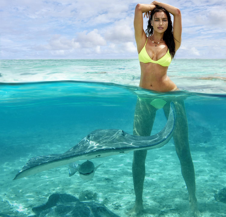 Trasero bajo el agua - 2 1