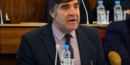 Fernando Gómez renuncia a la responsabilidad de gobierno en el Ayuntamiento de Burgos