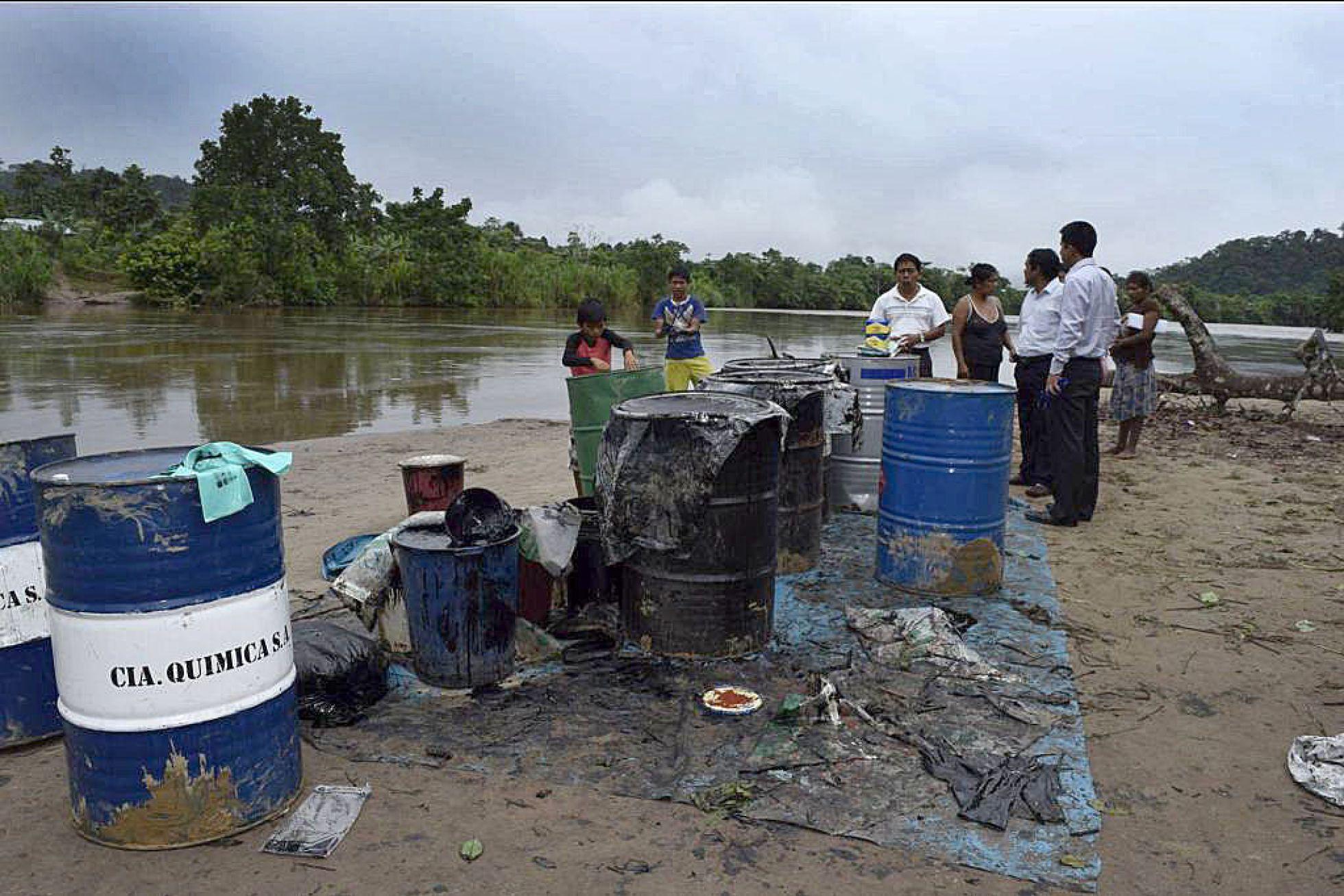 Fotos de derrame de petroleo en monagas 79