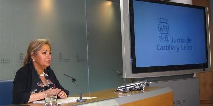 Rosa Valdeón Vicepresidenta JCyL