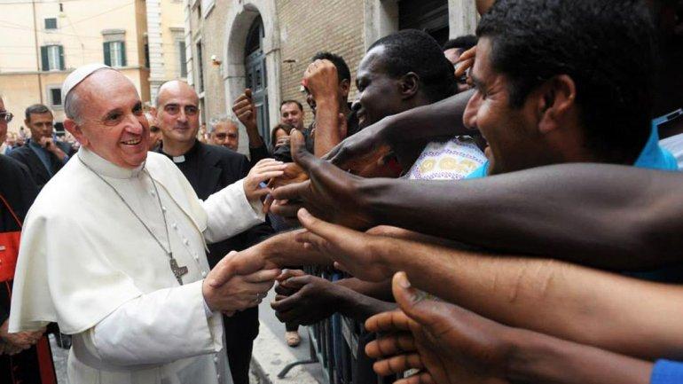 Resultado de imagen para pobres papa francisco