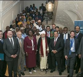 Cooperación islámica en el Centro Kaiciid