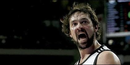 Sergio LLull (REAL MADRID).