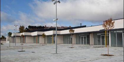 Centro Provincial de artesanía en Portillo.