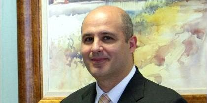 Jorge LLorente, Director General de producción agropecuaria de la Junta.