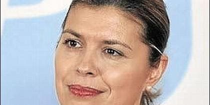 La Senadora Zamorana Clara San Damián.