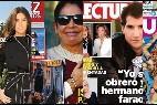 Prensa Rosa: Portadas de las revistas del corazón.