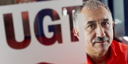 Josep Maria Álvarez es el nuevo secretario general de UGT.