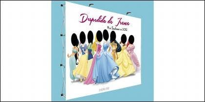 Photocall de princesas Disney