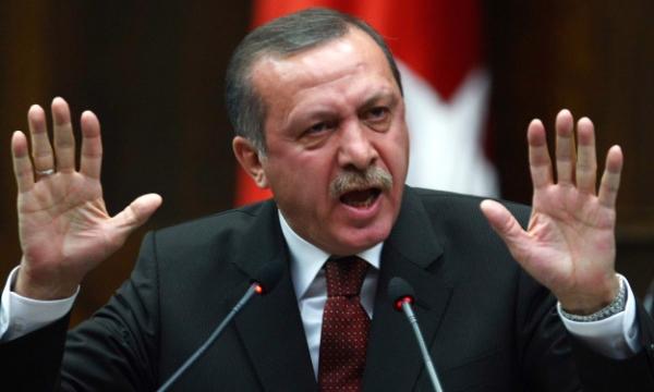 El presidente turco Erdogan.