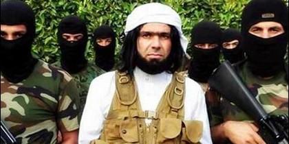 Los terroristas islámicos del DAESH.