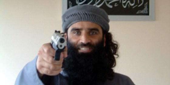 La amenaza del terrorista islamista.