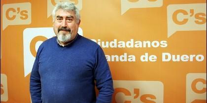 Jose Ignacio Delgado, Alcalde de Caleruega y Procurador en las Cortes.