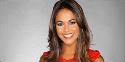 La presentadora Lara Alvarez.