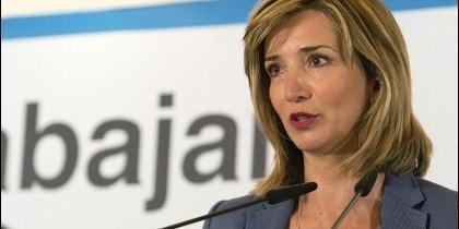 Alicia García, Consejera de Familia e Igualdad
