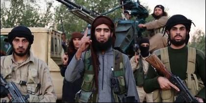 Los fanáticos asesinos islámicos del DAESH.