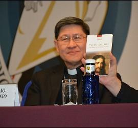 El cardenal Tagle, esta semana en Madrid