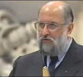 El fundador de Sodalicio, Luis Figari