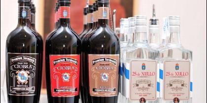 Vermouth gallego Ciobra.