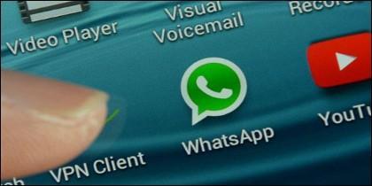 La aplicación móvil WhatsApp tiene 1.000 millones de usuarios en el mundo