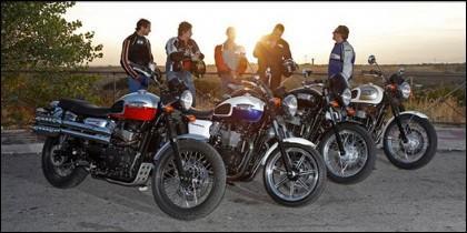 Triumph Modern Classic